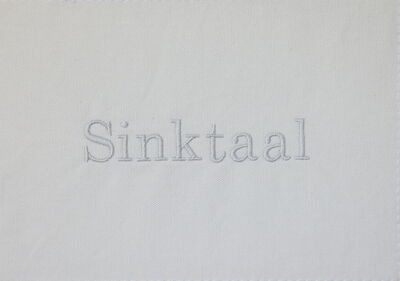 Lien Botha, 'Sinktaal', 2019