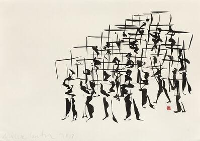 Mircea Cantor, 'Adjective to your presence', 2018