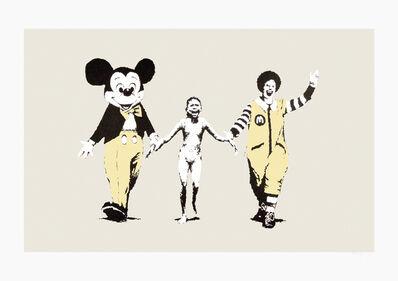 Banksy, 'Napalm', 2004