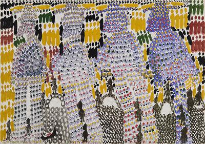 Carlo Zinelli, 'Untitled', n.d.