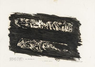 Arnaldo Pomodoro, 'Untitled', 1969