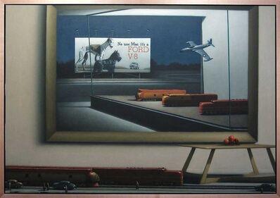 Michael Chapman, 'Illumination And Speed', 2013