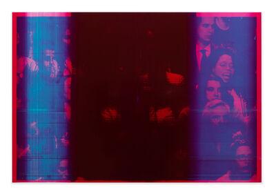 Emmanuel Van der Auwera, 'Memento 19 (Red V, Study for Nuit Américaine)', 2018
