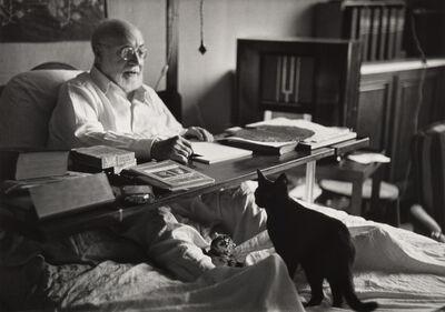 Robert Capa, 'Henri Matisse at Cimiez (Nice)', 1949