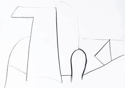 Aurélie Gravas, 'White Still Life 1', 2020