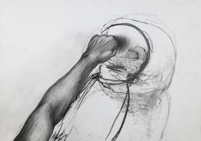 Miriam Cahn, 'ins auge', 29.04.2013