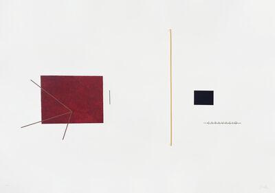 Waltercio Caldas, 'Caravagio', 2015