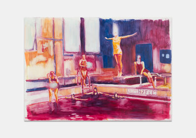 Ruby Swinney, 'Depth 7 Feet I', 2020