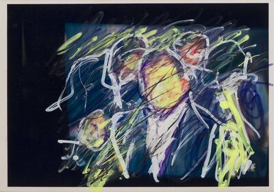 Mario Schifano, 'Untitled', ca. 1990