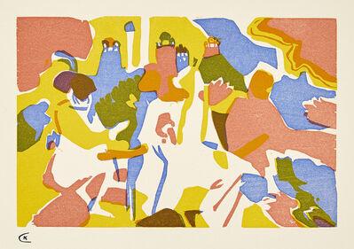 Wassily Kandinsky, 'Orientalisches', 1938