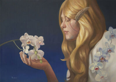 Veronica Winters, 'As Love Grows'