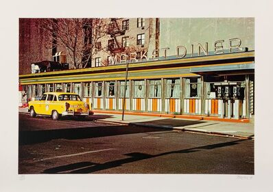 John Baeder, 'Market Diner, from the City Scapes Portfolio', 1979