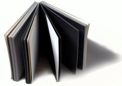 Giovanni Anselmo, '116 Particolari visibili e misurabili', 1975