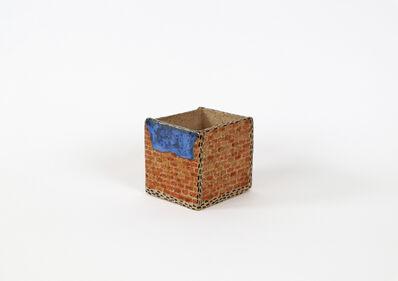 Francesca Reyes, 'Brick House, Blue Tarp', 2021