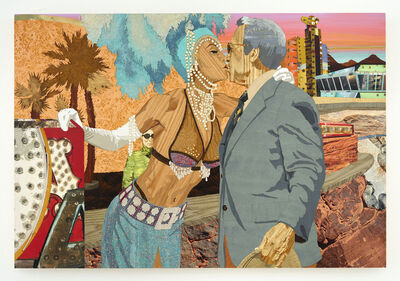 Alison Elizabeth Taylor, 'The Desert Inn', 2017