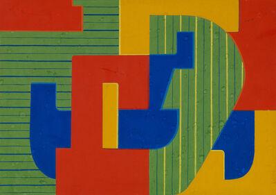 Wifredo Arcay, 'Horst-Egon Kalinowski', 1951