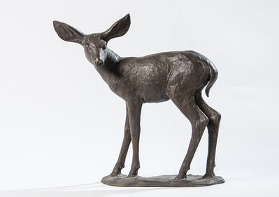Mark Rossi, 'Deer, White-Tail Fawn', 20th/21st Century