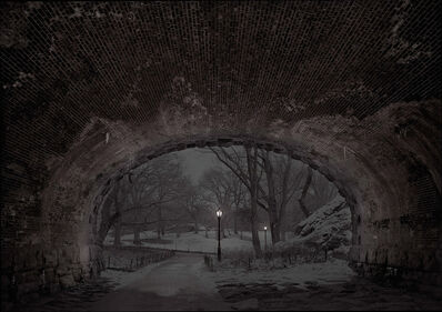 Michael Massaia, 'Eaglevale Arch Looking North- Deep In A Dream - Central Park', 2017