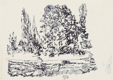 Duncan Grant, 'For John Constable', 1976