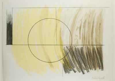 Barbara Hepworth, 'Moon Landscape', 1973