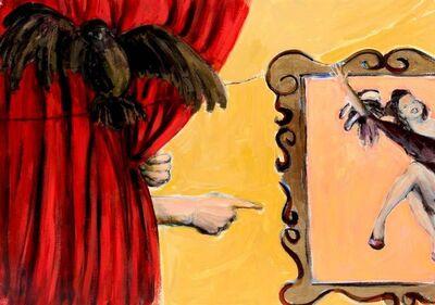 Jackie Felix, 'The Annunciation', ca. 1990