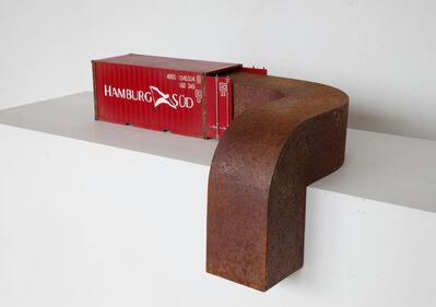 Alejandro Sanchez, 'Sobrecupo Hamburg Iron', 2018