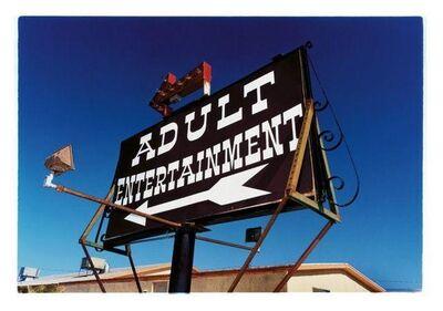 Richard Heeps, 'Adult Entertainment', TBC