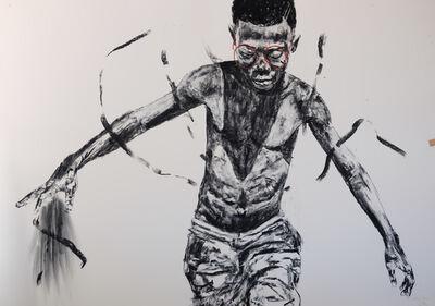 Nelson Makamo, 'Here Forever', 2017