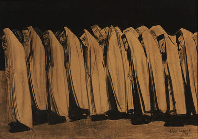 Jacob Kramer, 'The Day of Atonement ', 1919