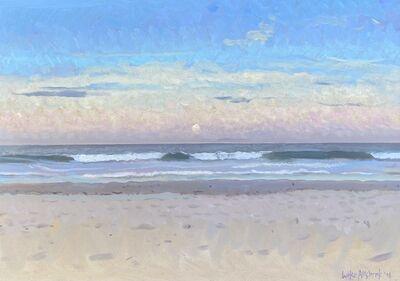 Luke Allsbrook, 'Topsail, Rising Moon', 2020