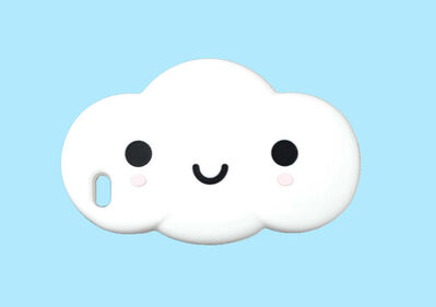 FriendsWithYou, 'LITTLE CLOUD IPHONE CASE'