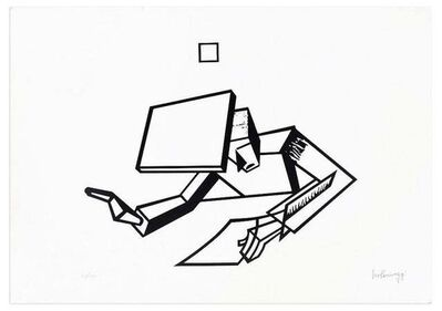 Ivo Pannaggi, 'The Instigator', ca. 1975