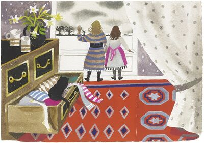 Mary Fedden, 'Looking For Motley', 1997