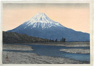 Kawase Hasui, 'Fuji River', 1933