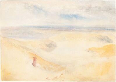 J. M. W. Turner, 'A Yorkshire River', ca. 1827