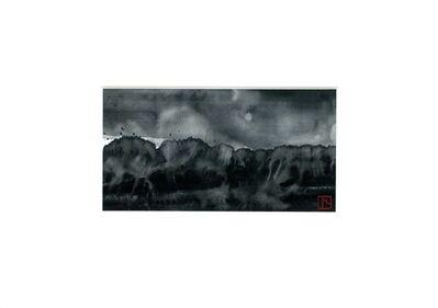 REIKO TSUNASHIMA, 'Black Waves', ca. 2005