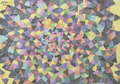 Robert Moreau, 'Try Angles of Circles', 2017