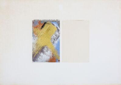 Carmen Gloria Morales, 'Dittico 84M11', 1984