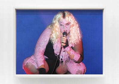 Jaimie Warren, 'Self-portrait as Madonut by breadpeople', 2012