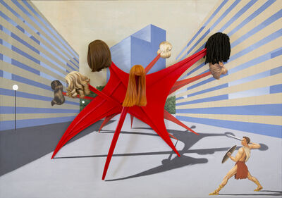 Jim Shaw, 'One Percent for Art', 2020