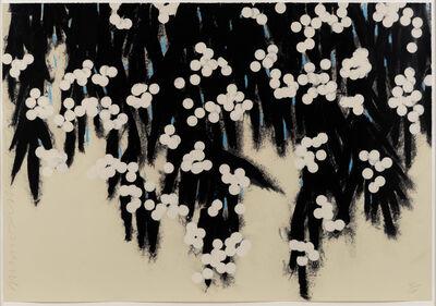Donald Sultan, 'Mimosa', 2008