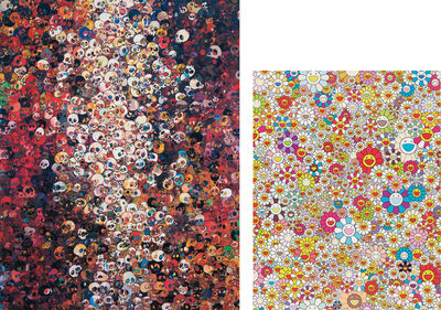Takashi Murakami, 'I Know Not. I Know.; and Poporoke Forest', 2010 and 2011