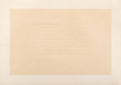 Enrico Castellani, 'Untitled', 1964