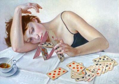 Francine Van Hove, 'Le Château de cartes', 2015