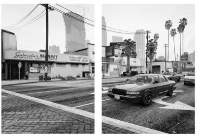 Leonardo Magrelli, 'South Union Ave and West Pico Blvd, Pico Union Los Angeles County, California', 2020