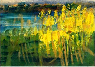 Rainer Fetting, 'Schilf', 1997