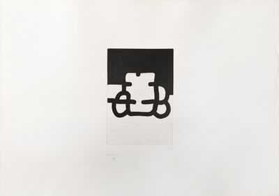 Eduardo Chillida, 'Antzo VIII', 1986