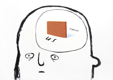 Oliver Jeffers, 'Mental Walls', 2019