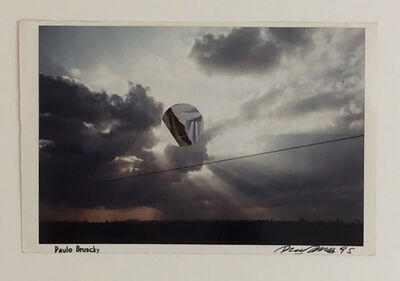 Paulo Bruscky, 'Surreal Sky Scene', 1995
