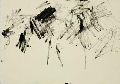 Charlotte Posenenske, 'Drawing (Landscape)', ca. 1960/61